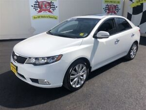2013 Kia Forte SX, Automatic, Leather, Sunroof, 68, 000km