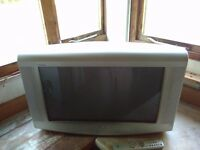 "FREE!: Sony 24"" widescreen TV"