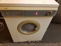 Zanussi tumble dryer vented in fully working order. Delivery