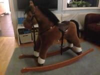 Preloved Rocking horse - Mulholland and Bailie