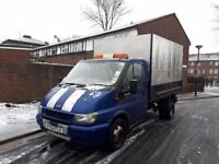 Drives well 53 reg ford transit tipper quick sale