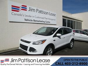 2015 Ford Escape 1.6L ECO-Boost 4X4 SE w/Camera & Bluetooth