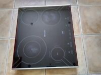 Hotpoint/Creda 4-Ring Touch Operated Digital Ceramic Hob