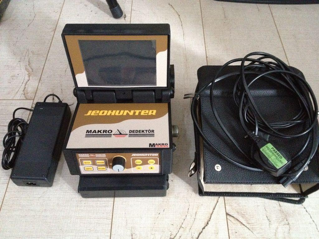 Makro Jeohunter 3D Basic System Metal Detector. | in Bodmin ...