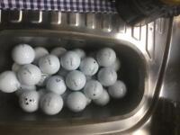 Titleist pro v 1 golf balls lake balls 30for £12