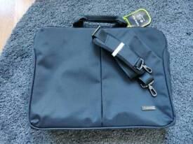 """Evecase Water-resistant 17"""" Laptop Shoulder Bag"""