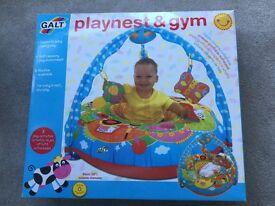 Galt playnest and gym farm design