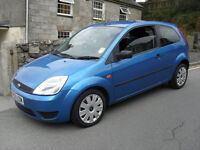 FORD FIESTA 1.25 2005 LOW MILES