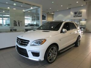 2015 Mercedes ML63 AMG 4Matic