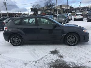 2013 Subaru WRX ONE OWNER ACCIDENT FREE NAV/HTD LEATHER SUNROOF Kitchener / Waterloo Kitchener Area image 7