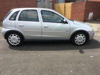 Automatic 5 door Vauxhall Corsa full history