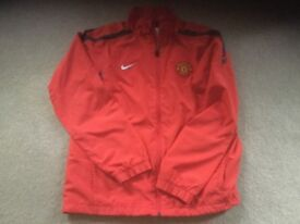 Manchester United boys track suit