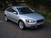 EXCELLENT DISEL!!! 2006 VOLVO S40 2.0 D S 4dr, 1 YEAR MOT, HEATED SEATS, WARRANTY