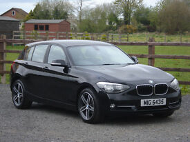2014 BMW 116i SPORT 5 DOOR **LOW MILEAGE**