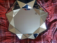 Octagonal Wall Mirror Octogan
