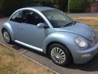 Late 05, vw beetle 1.6, mot 4/19, priced to sell