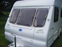 Bailey Ranger 470-4 Spacious 4 Berth Caravan