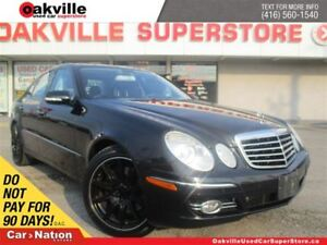 2009 Mercedes-Benz E-Class 300 | 4 MATIC | ACCIDENT FREE | NAVI