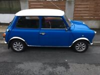 Rover Mini - Blue - Great Condition
