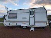 Coachman 390/2 VIP lightweight caravan with extras