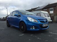 Vauxhall corsa Vxr replica not limited edition