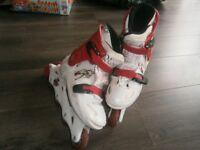 Inline Skates - Size 2-5