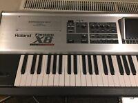 keyboard roland fantom x8