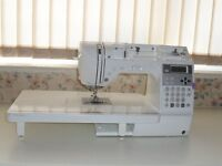 Brother NV350 computerised sewing and embroidery machine