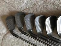 SOLD - Ping G25 Irons 4-SW Great clubs