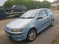 Punto sporting speedgear auto 68k miles(**part ex welcome **)