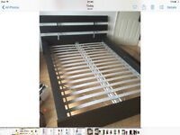"""IKEA Bed Frame to fit Continental Size Mattress 4'6"""" x 6'6"""""""