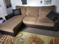 Corner sofa bed free