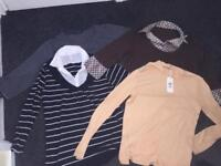 Ladies clothes bundle size 20 jumpers and tops