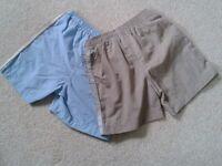 Boys Swim Shorts x 2 Age 2-3 years