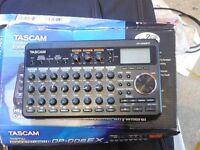 tascam digital 8 track recorder