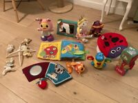 Free to good home - Bundle of baby toys