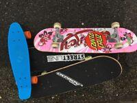 Skateboards inc Osprey £10