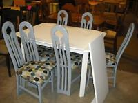 7 Pcs Table Set