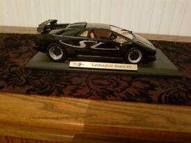 Lamborgini Diablo SV Model Car