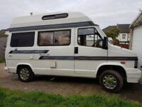 TALBOT EXPRESS 1000 AUTOSLEEPER RAMBLER GL . 4 BERTH CAMPERVAN WITH POWER STEERING ETC