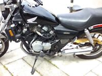Honda Magna V30 500cc four - Imported from US in 1997 currently on SORN