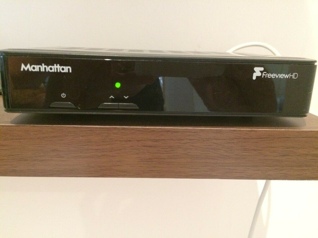 Freeview HD receiver with internet TV