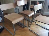 Retro kitchen chairs 4