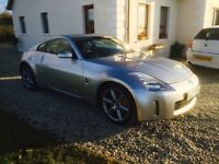 2005 Nissan 350Z Lower Tax band. MAY Swap Part exchange for type R vrx ST cupra GTI