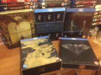 Complete Game of thrones Blu ray