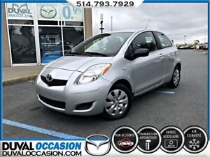 2010 Toyota Yaris CE + CLIMATISATION + SEULEMENT 57 000KM