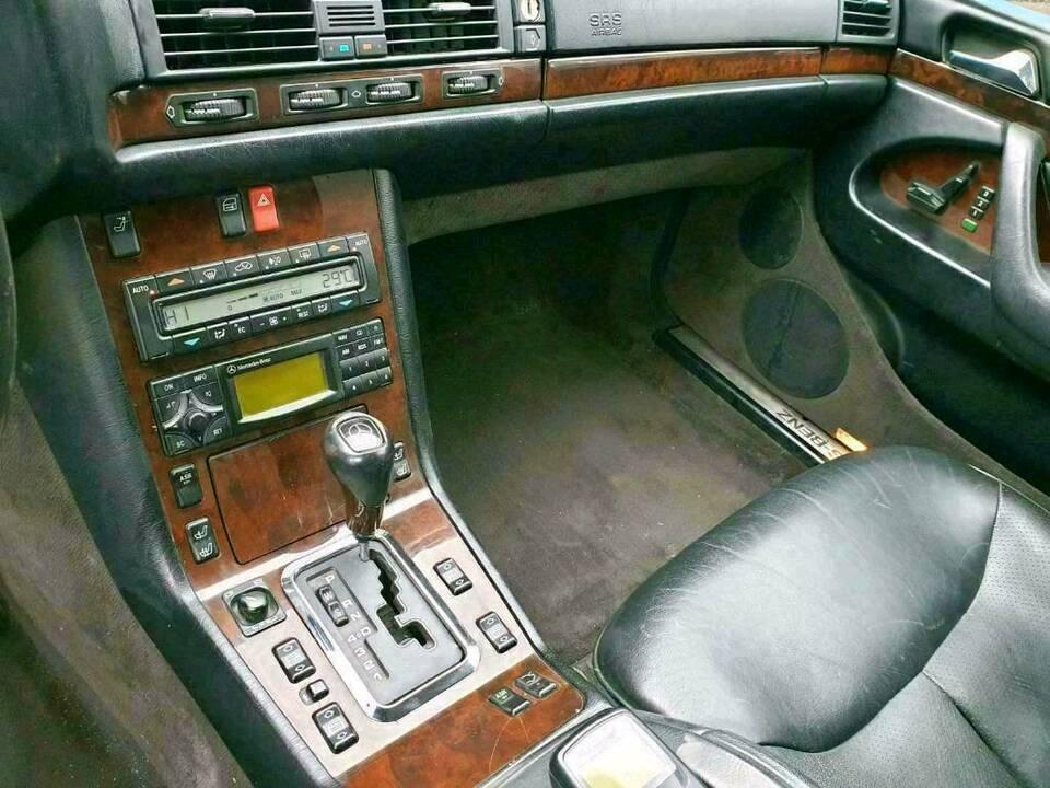 """Mercedes W140 SEL S-Klasse """" Kombi """" Leder, AMG, etc in Itzehoe"""