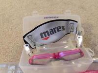 Mares snorkelling kit