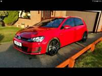 VW Golf GTD DSG Automatic like GTI