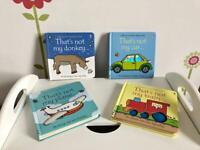 'That's not my...' baby / toddler books